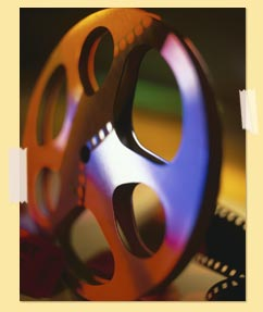 Image of movie reel