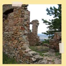 Image of Mount Falcon Castle Ruins