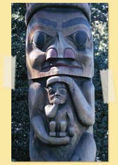 Image of totem pole